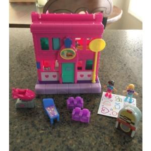 Polly Pocket Pollyville Diner (GGC29) photo review