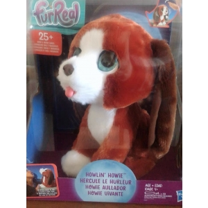 FurReal Howlin' Howie Interactive Plush Pet Toy E4649 photo review