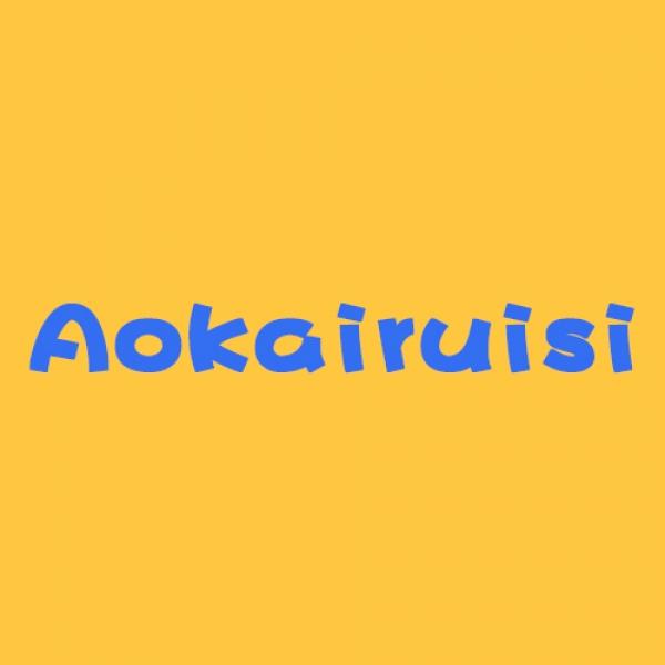 Aokairuisi