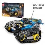 13032 Blue Car